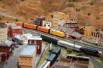 Imposantes aus USA: Die Anlage der Modlellbaufreunde Köln. (Foto: BFH)