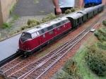 Das Startmodul für die Interkulturelle Eisenbahn (Foto: BFH)